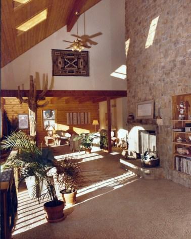 New Log Home # 14