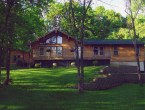 New Log Home # 18