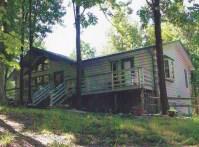 New Log Home # 22