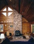 New Log Home #41