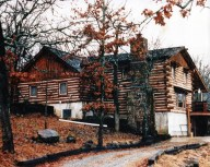 New Log Home #43