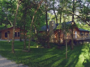 New Log Home #7