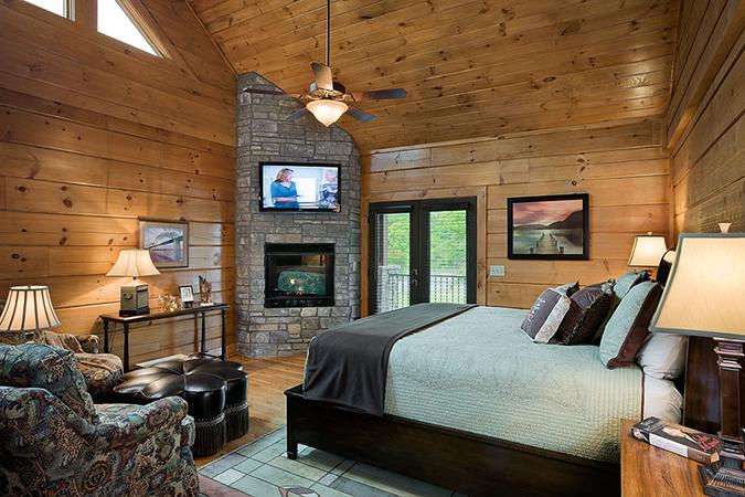 Log Homes of West Virginia