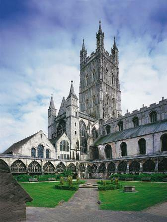 Gloucester Cathedral June