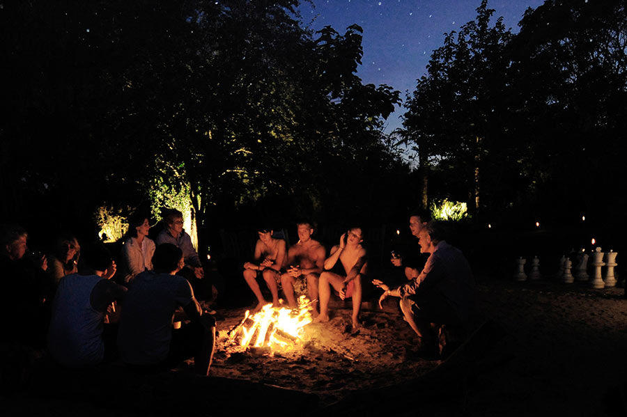Group Summer Holiday