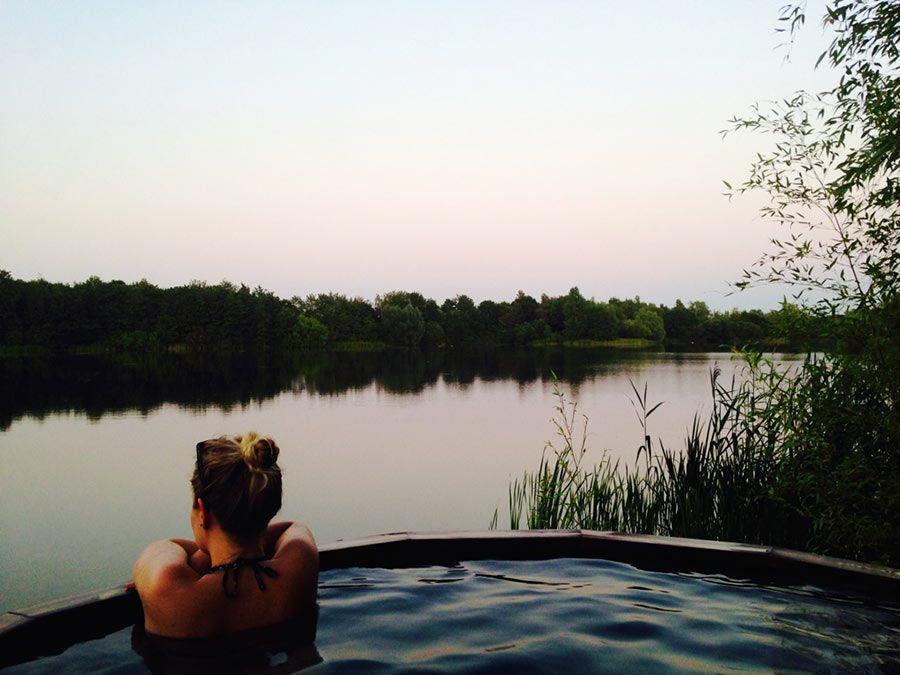 Hot Tub Lodges