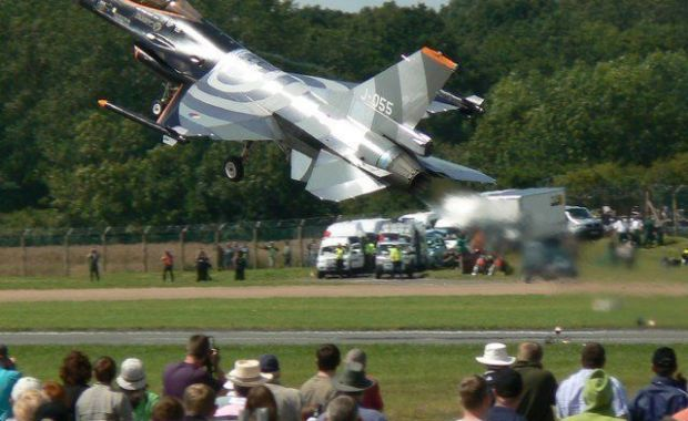 Royal International Air Tattoo Cotswolds