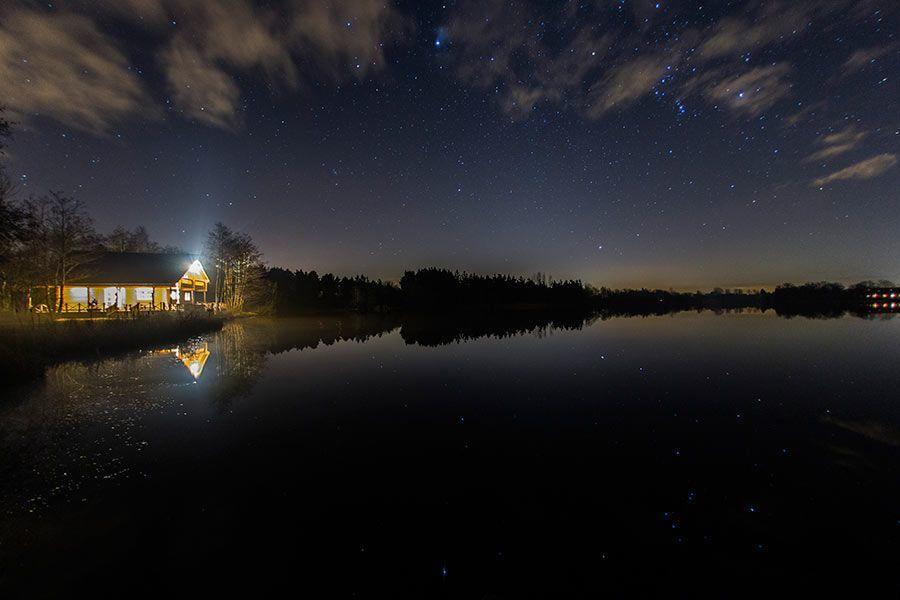 private-lake-cabin