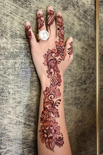 Significado De Los Tatuajes De Henna Logia Tattoo Barcelona