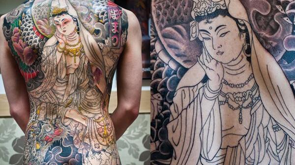 Los Diferentes Estilos De Tatuajes Japoneses Tatuajes Logia Barcelona