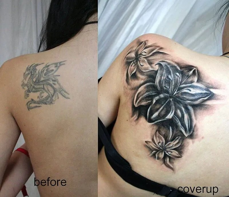 Tattoo Cover Up Cómo Cubrir Un Tatuaje Logia Tattoo Barcelona