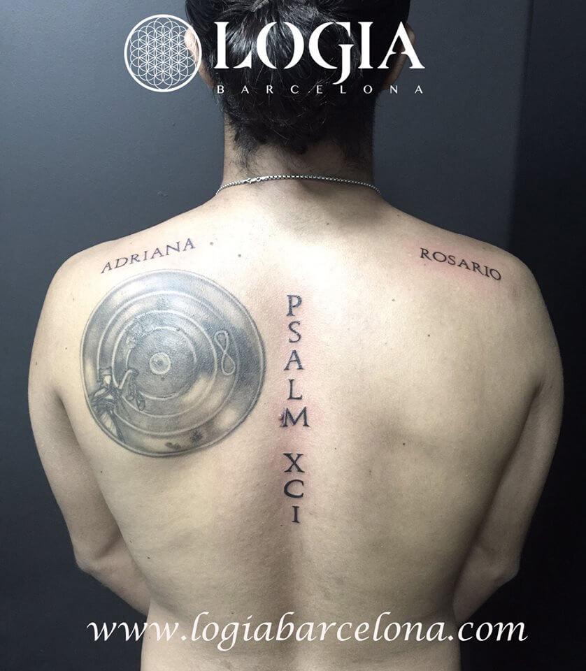 Tatuajes De Fechas De Números Romanos Tatuajes Logia Barcelona