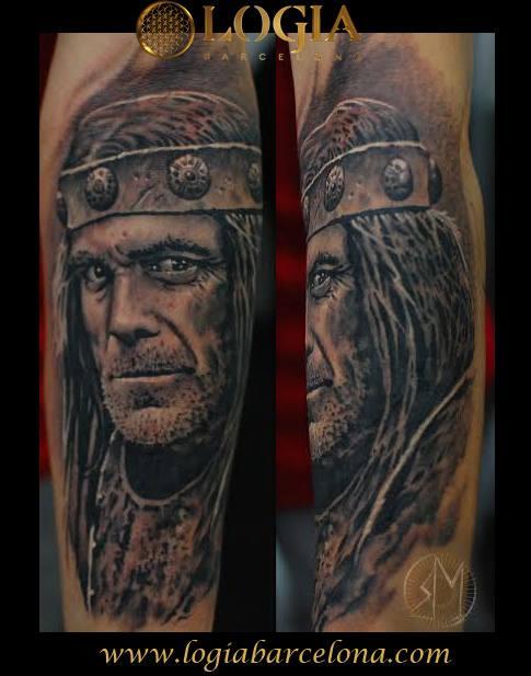 Tatuajes De Vikingos Tatuajes Logia Barcelona