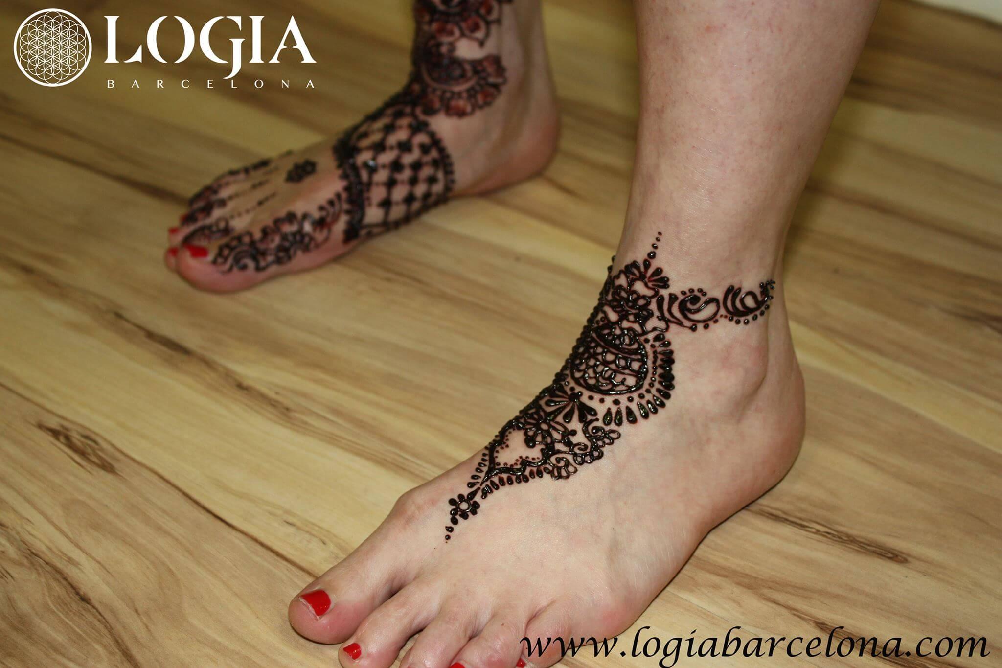 Mehndi El Tatuaje Hindú Femenino Tatuajes Logia Barcelona