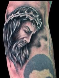 Tatuajes De Cristo Tatuajes Logia Barcelona