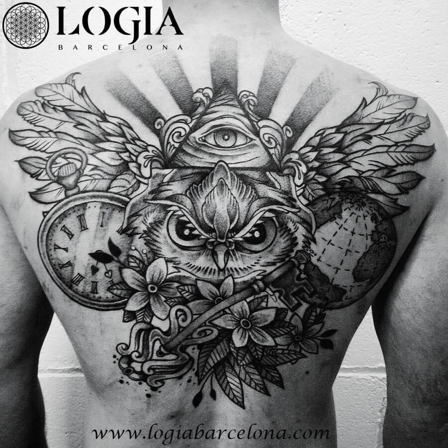 Tatuajes Con El Ojo De La Providencia Logia Tattoo Barcelona