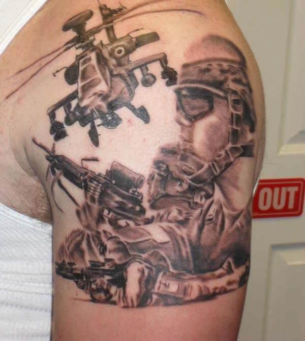 Tatuajes Militares Tatuajes Logia Barcelona