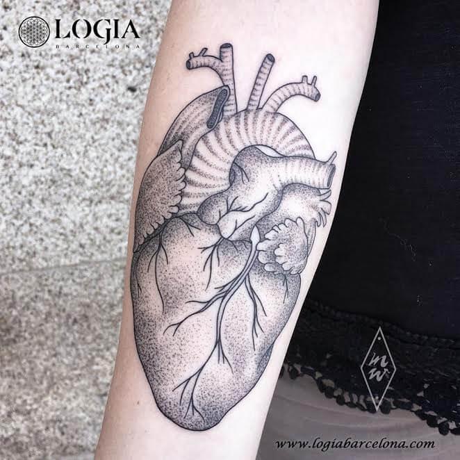 Imagenes De Corazones Con Alas Para Tatuajes