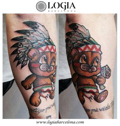 Juega A Crear Tatuajes Surrealistas Tatuajes Logia Barcelona