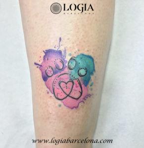 Tatuajes Pequeños Logia Tattoo Barcelona