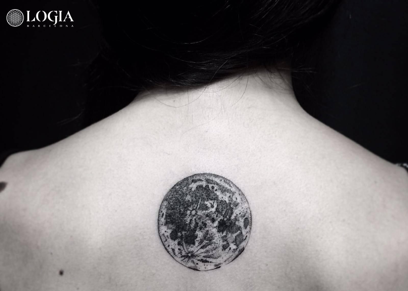 Los Tatuajes De Luna Que No Puedes Perderte Tatuajes Logia Barcelona