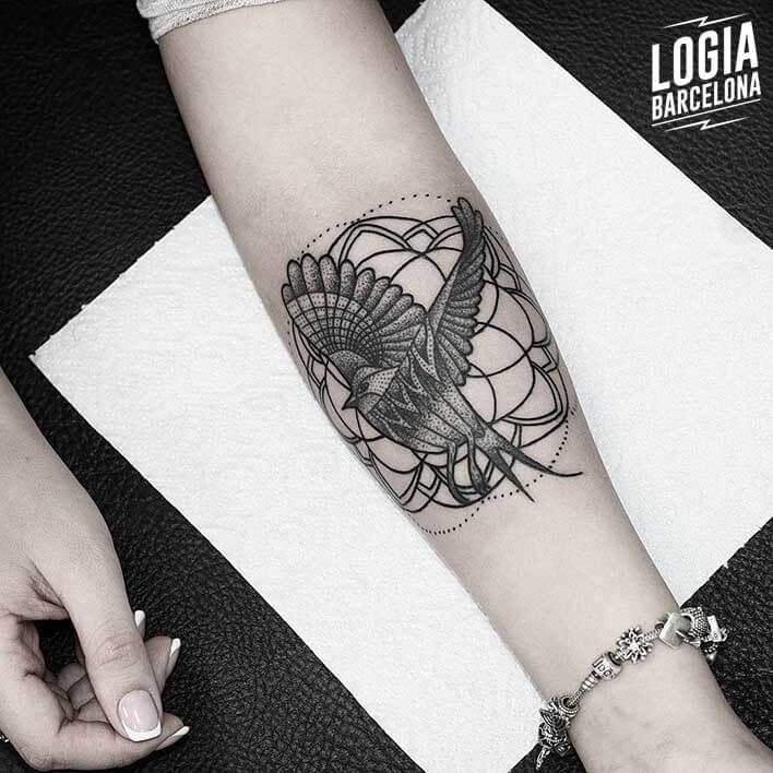 50 Ideas De Tatuajes De Pájaros Logia Tattoo Barcelona