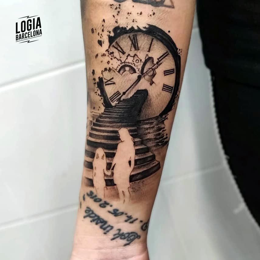 Tatuajes En Familia Tatuajes Logia Barcelona