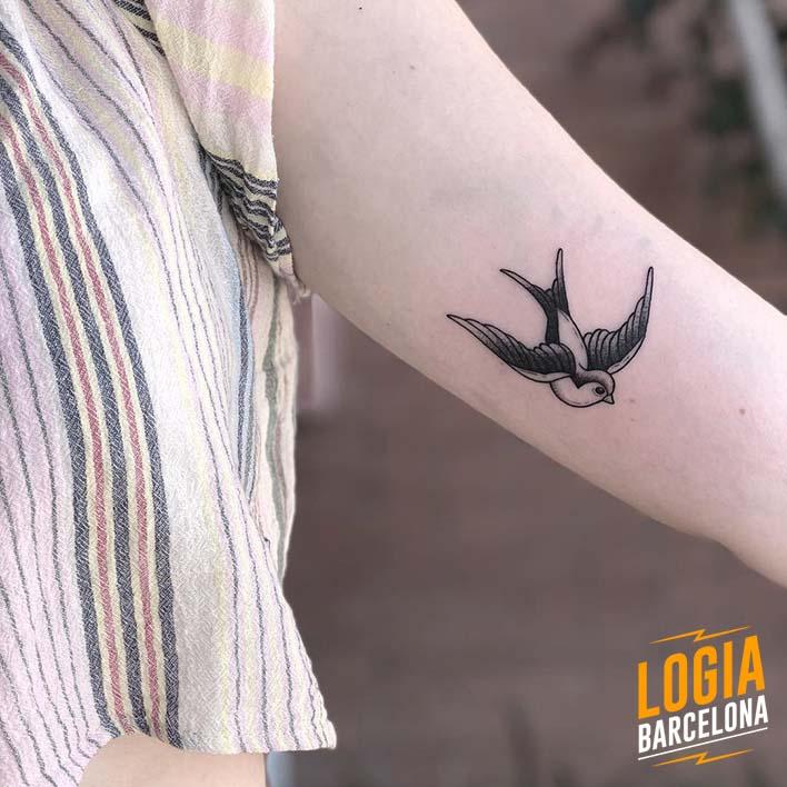 Tatuajes Pequeños Para Mujer Tatuajes Logia Barcelona