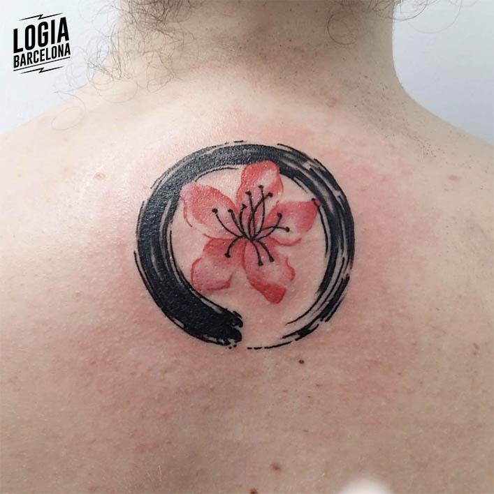 Tatuajes Zen Logia Tattoo Barcelona