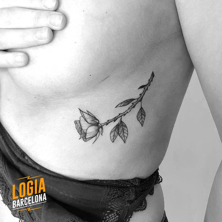 Tatuajes Sensuales Tatuajes Logia Barcelona