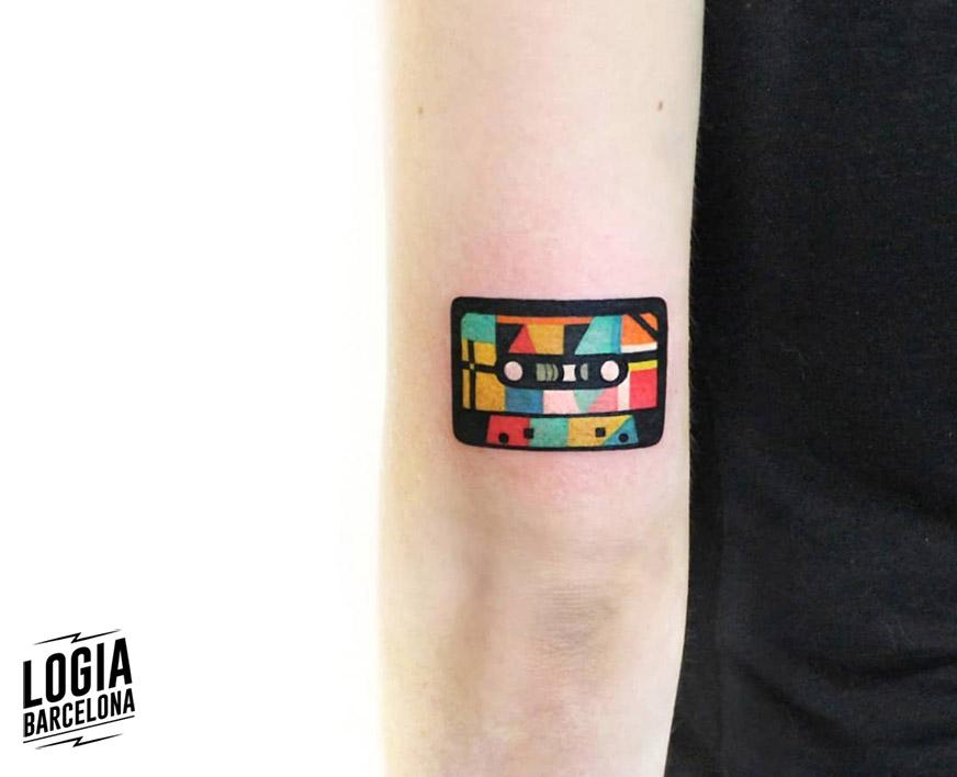 Tatuajes Musicales Originales Logia Tattoo Barcelona