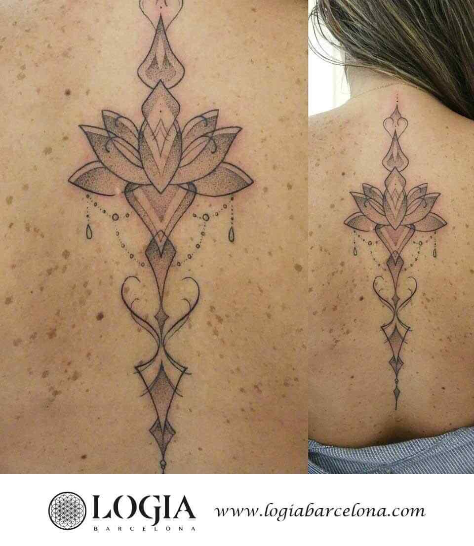 Trabajos Luana Logia Tattoo