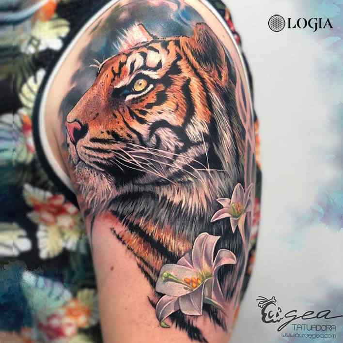 Fotos Tatuajes Realistas Laura Egea Logia Tattoo Barcelona