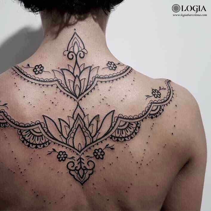 Tatuadora Marta Camisani Logia Tattoo