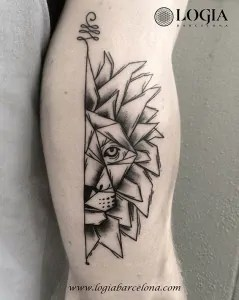 Tatuador Pepo Errando Logia Tattoo