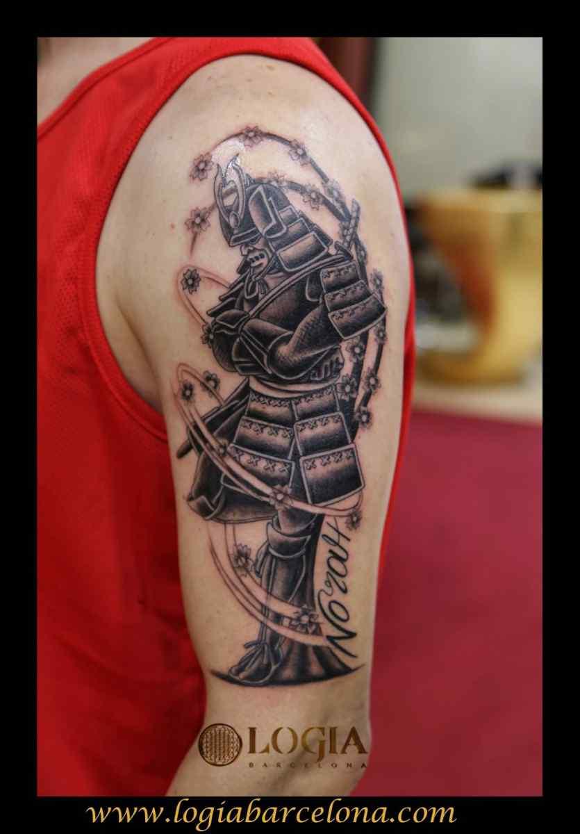 Tatuajes Para Hombres Logia Tattoo Barcelona