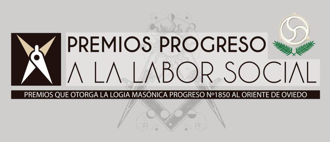 X PREMIOS PROGRESO A  LA LABOR SOCIAL