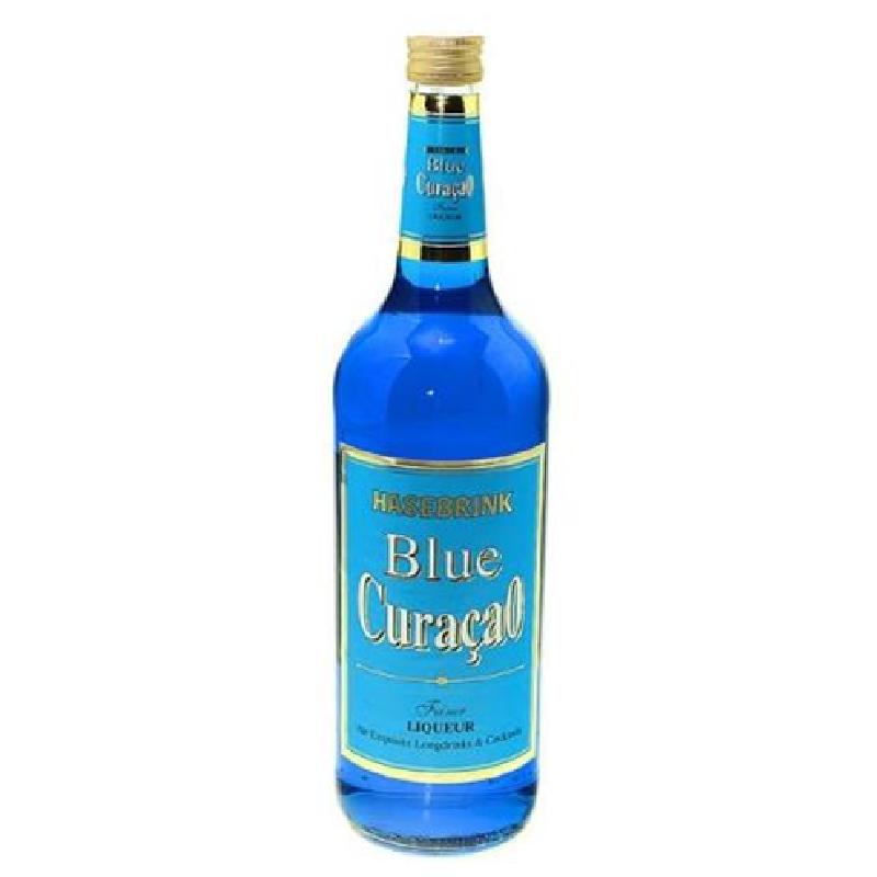 Blue Curacao 15% 1Ltr - Logic International Ltd.