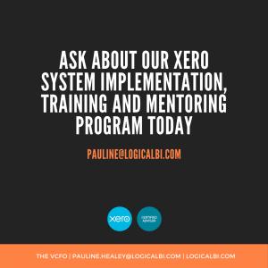 Xero training, Xero implementation, Accounting support