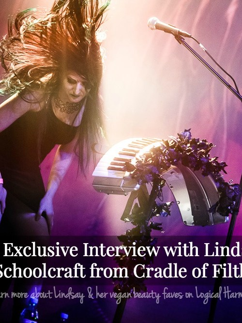 An Exclusive Interview with Lindsay Schoolcraft from Cradle Of Filth