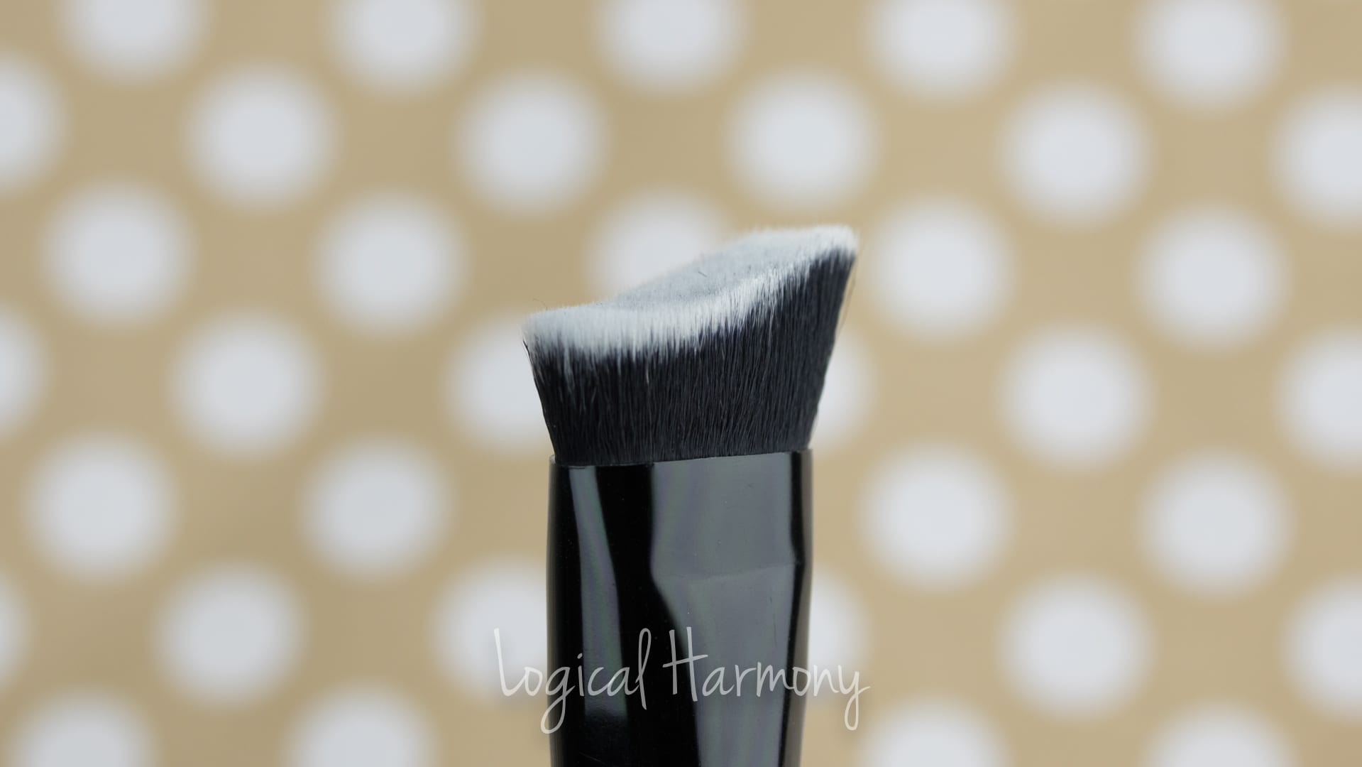 ELF Sculpting Face Brush Review - Logical Harmony