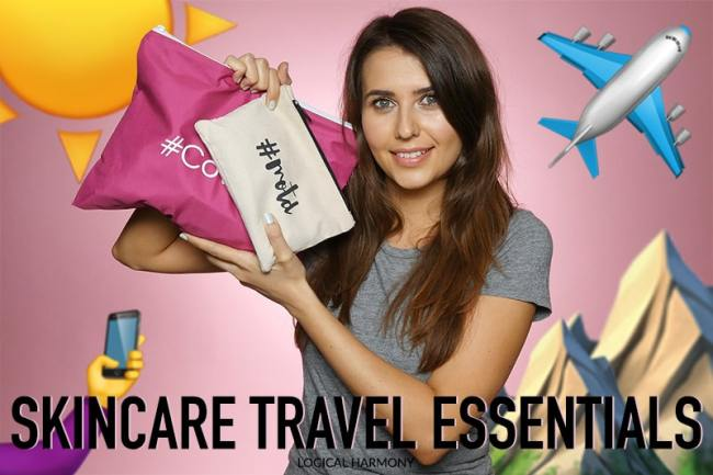 My Cruelty-Free Travel Skincare Essentials