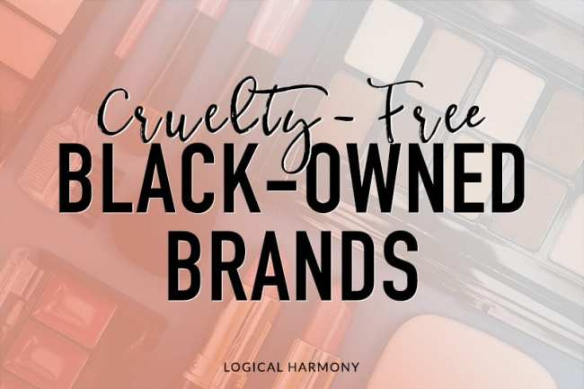Cruelty-Free Black-Owned Brands