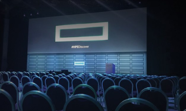 HPE Discover 2018: The Enterprise of the Future