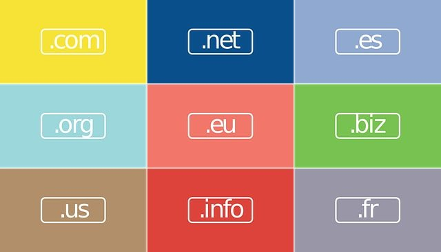 TLD domain names