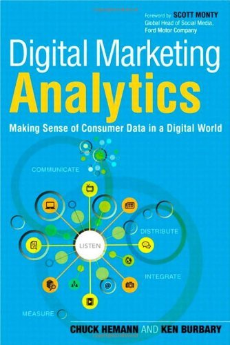 best books on digital marketing analytics