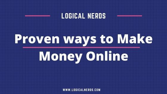 Proven ways to Make Money Online in India