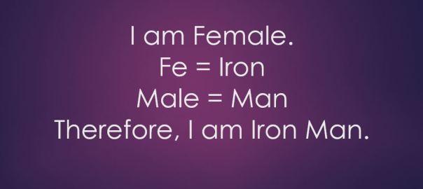 female-is-iron-man