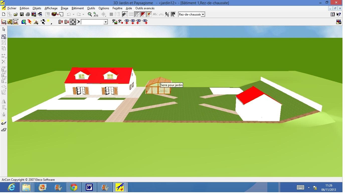 Architecte Jardin 3D Gratuit test 3d jardin & paysagisme de microapp | logiciels jardins