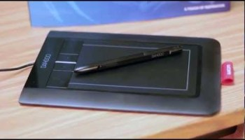 Unboxing - Ugee Graphics Drawing Tablet - LogicLounge